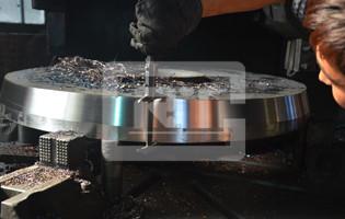 渣浆泵机械加工测量