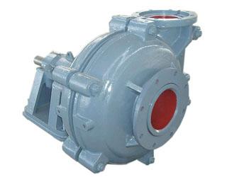 渣浆泵输送的固体物料性质定义