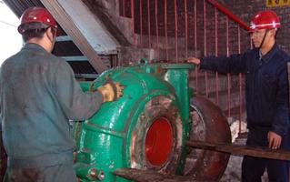 渣浆泵常见故障及解决