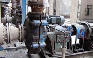 渣浆泵使用注意事项