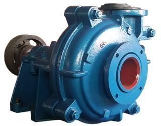 耐磨渣浆泵选型计算的三要素