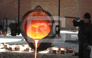 渣浆泵铸造工艺