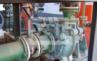 渣浆泵机封装配时应注意问题