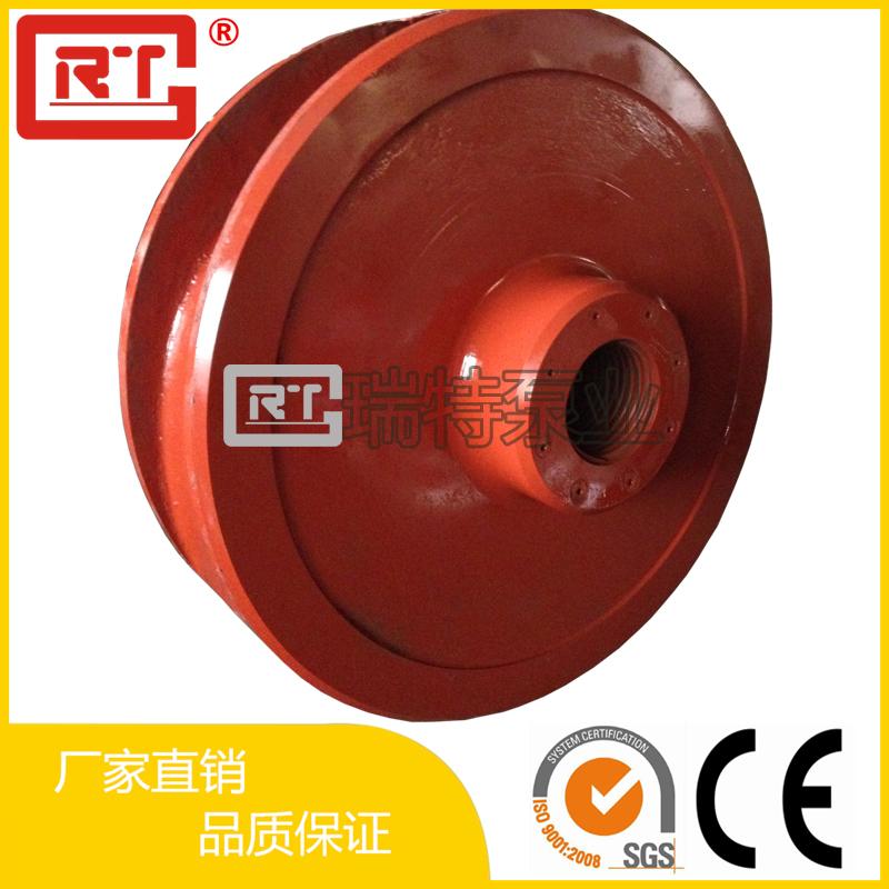 渣浆泵叶轮的作用、材质及结构分类