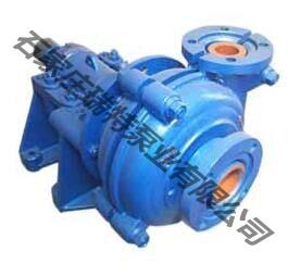 渣浆泵哪些配件需要经常维护
