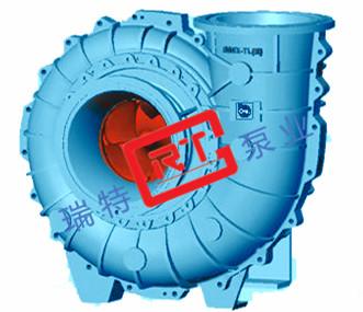 600X-TL-16脱硫泵