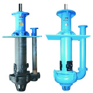 立式渣浆泵型号及结构图