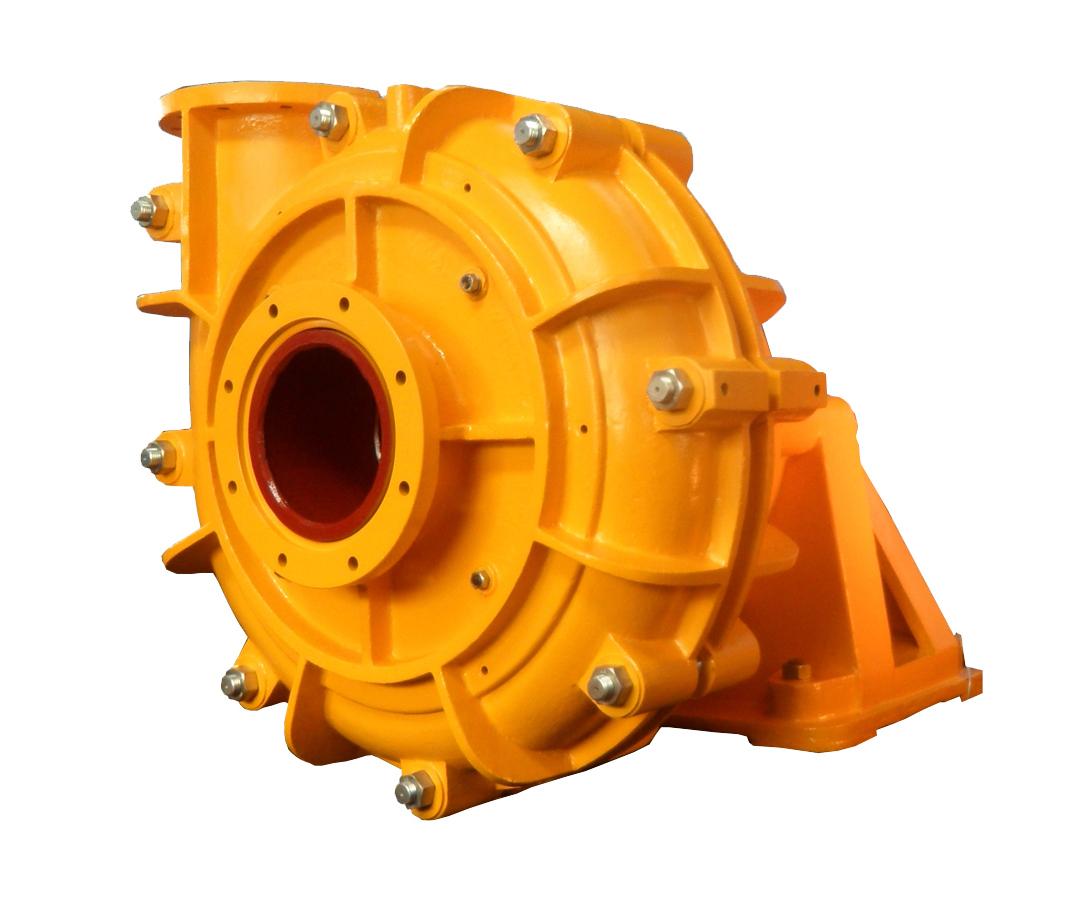 渣浆泵中开式托架如何调整叶轮间隙