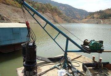 小型抽沙泵哪种渣浆泵适合?