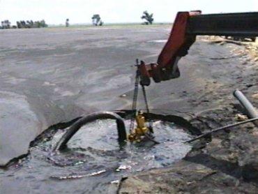 潜水渣浆泵厂:潜渣泵的应用