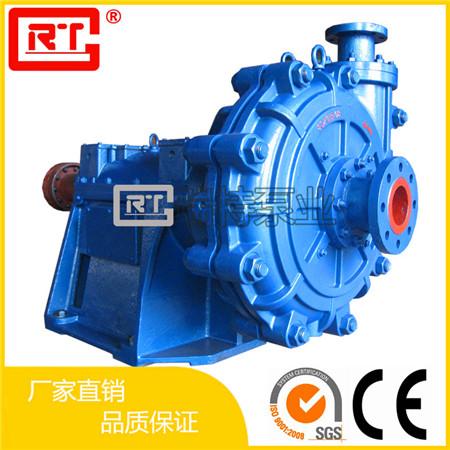 渣浆泵高效运行细节问题