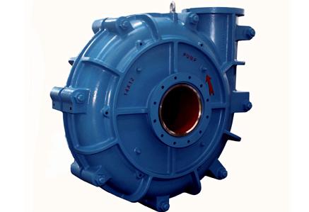 立式渣浆泵轴承端隙的检查